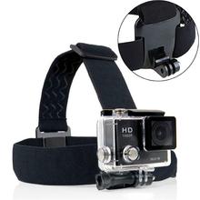 Elastic Adjustable Head Strap Mount Belt For GO GoPro Hero 1/2/3/4 SJ4000 Camera