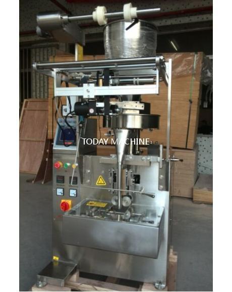 Factory Price sugar salt grain rice coffee nut tea washing powder packing machine pump(China (Mainland))