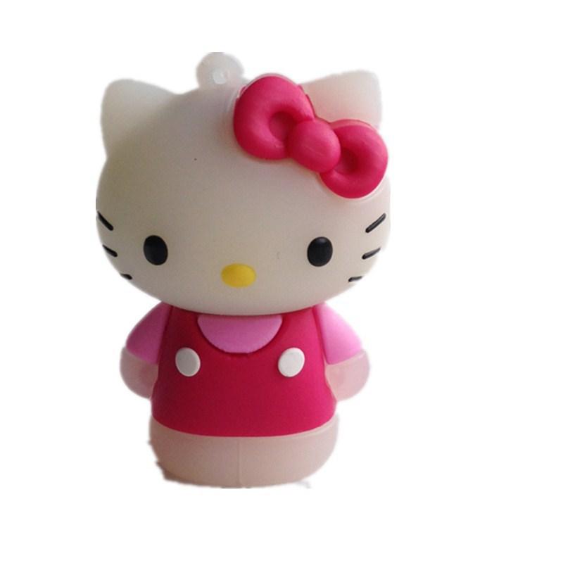 disk mini pen drive hello kitty gift pen drive 8gb 16gb 32gb 64gb 4gb tom cat Hello Kitty cartoon usb flash drive pendrive(China (Mainland))
