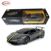 Buy 1:24 Licensed Rastar RC Cars Remote Toys Radio Controlled Machines Boys Gifts Kids Toys Murcielago Limited LP670-4 39001 for $21.99 in AliExpress store