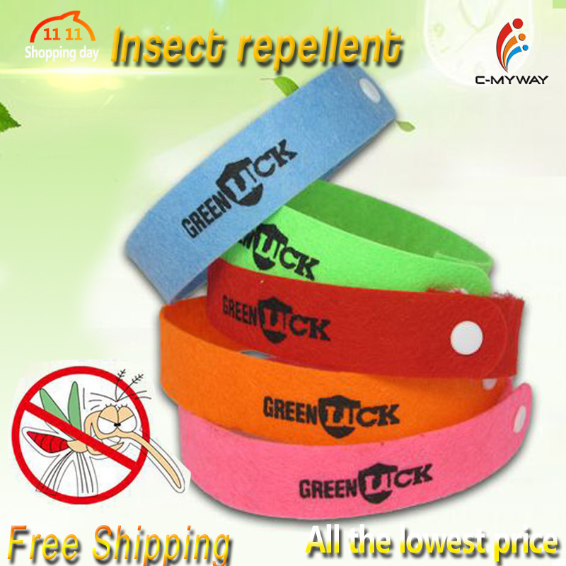 10pcs/Lot new Mosquito Killer Mosquito Repellent Bracelet,Mosquito Bangle,Mosquito Repellent Wrist for baby,adult(China (Mainland))
