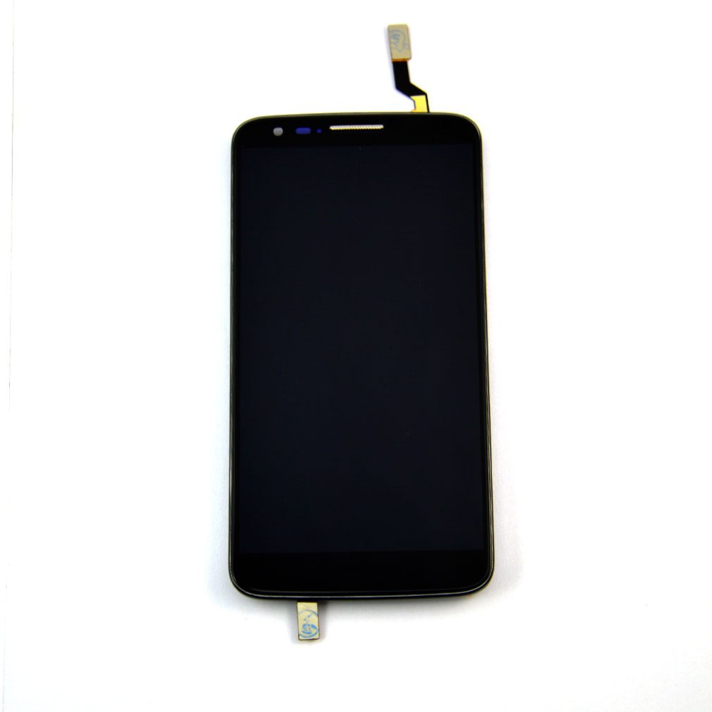 """LCD Display For LG Optimus G2 LS980 VS980 lcd Touch Screen Digitizer Assembly Bezel Frame with """"verizon"""" + Tools Free shipping(China (Mainland))"""