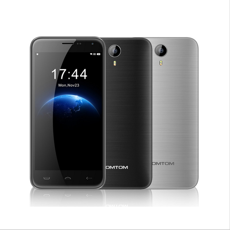 Original HOMTOM HT3 Pro 5.0 inch 4G Smart Mobile Phone HD Android 5.1 MTK6735 Quad Core 2GB RAM 16GB ROM 8MP Camera Cellphone(China (Mainland))