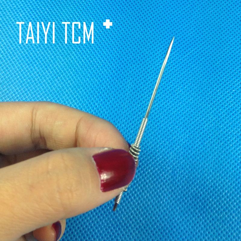 Dragon handle handmade small trigonous needle small needle<br><br>Aliexpress