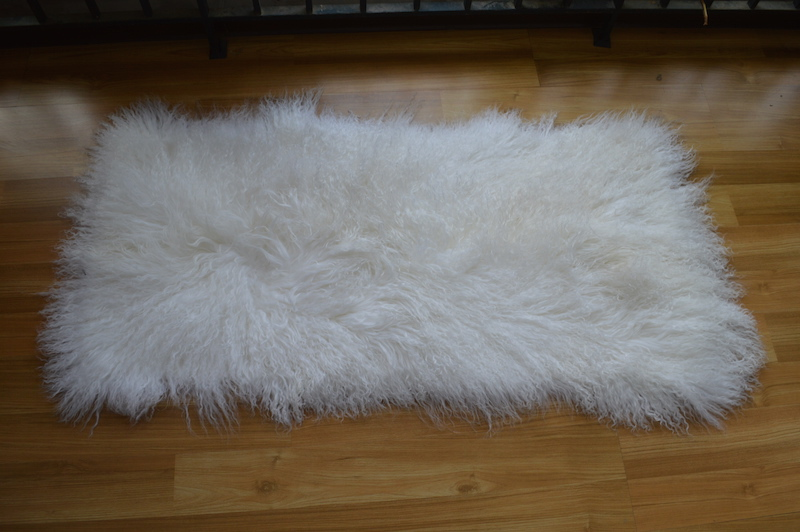 Online Buy Wholesale Long Haired Sheep Rug From China Long