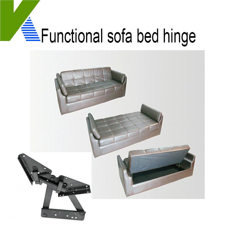 Furniture Hardware Adjustable Heavy Duty Sofa Bed Hinges KYA028(China (Mainland))
