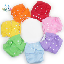 1PCS Reusable Baby Infant Nappy Cloth Diapers Soft Covers Washable Free Size Adjustable Fraldas Winter Summer Version(China (Mainland))