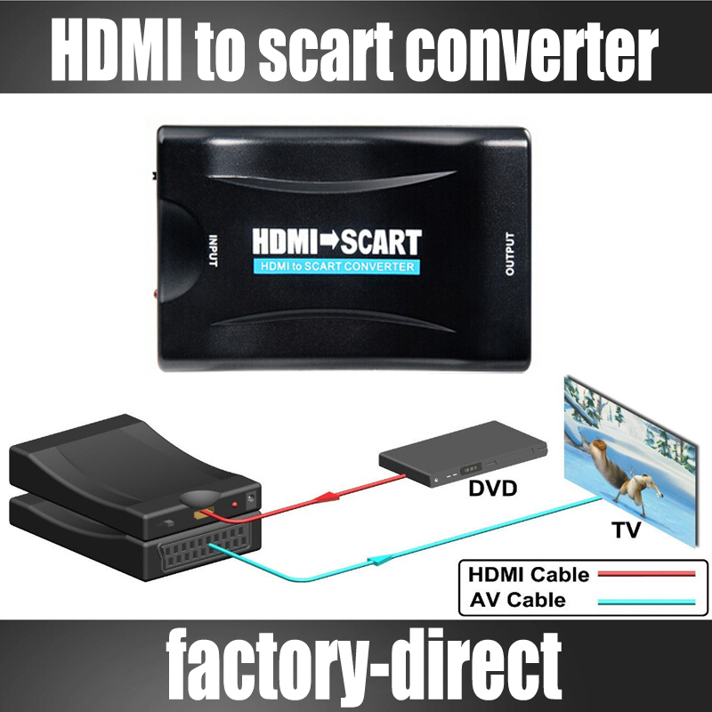 commentaires p ritel hdmi adaptateur faire des achats en. Black Bedroom Furniture Sets. Home Design Ideas