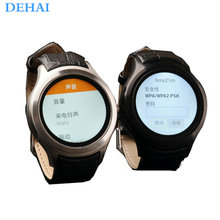 New Original Circle Mini K18 3G Android Phone x1 Smart Watch X1 watch 1.3inch IPS Android 4.4 with GPS WIFI SIM Heart rate