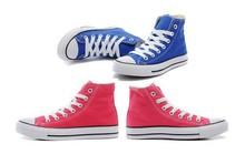 Новый ALLSTAR высокого / низкого помощь холст обувь женщин и мужчин спортивной обуви унисекс любители холст обувь классическая мода свободного покроя обувь № : 1
