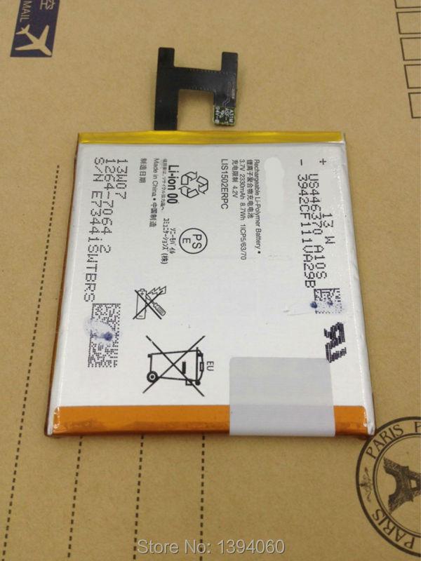 Гаджет  Free shipping original for sony xperia z L36H lt36h L36i SO-02E C6603 c6602 mobile phone battery None Бытовая электроника