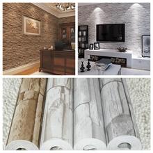 3D PVC modern brick  wallpaper for living room,vintage brick imitation grain stone grain wall paper,papel de parede tijolo(China (Mainland))