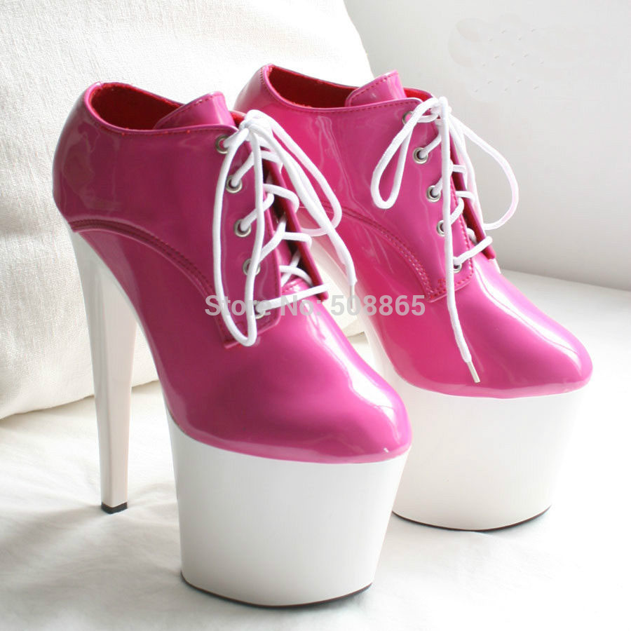 Cheap Hot Pink High Heels