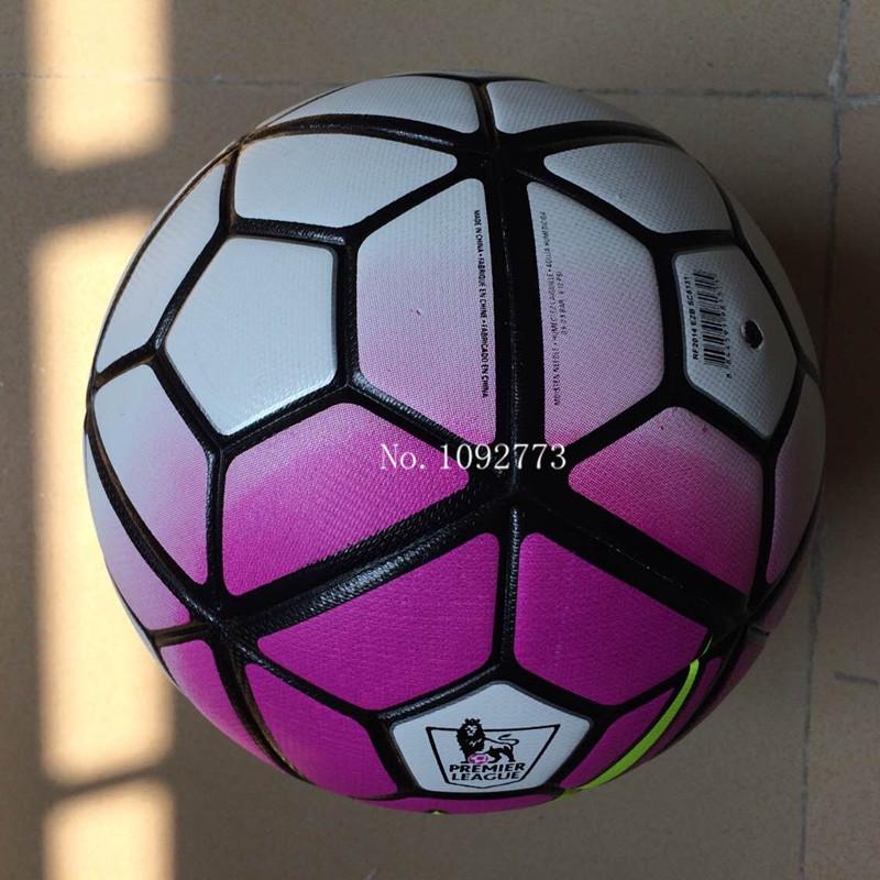 The 10th premier Soccer ball High quality football with original brand logo PU size 5/size 4 anti-slip ball bola de futebol(China (Mainland))