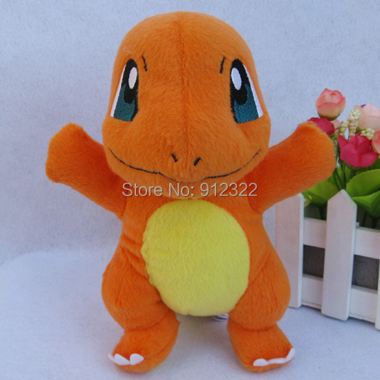 Genuine Pokemon Center Charmander Stuffed Plush toy doll NEW free shipping<br><br>Aliexpress