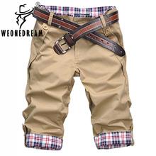 WEONEDREAM 2016 New Summer Style Men Denim Shorts Men Casual Slim Fit Straight Boardshorts Beach Brand Shorts Mens Shorts Shorts(China (Mainland))