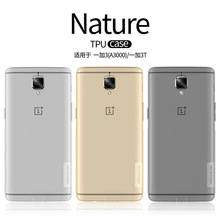 Buy 10pcs/lot Wholesale NILLKIN Nature TPU Case Oneplus 3/Oneplus 3t/A3000 Soft Silicon Clear Phone Back Cover Free for $49.52 in AliExpress store
