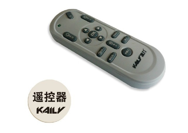 Kaily kelly intelligent vacuum cleaner fully-automatic robot remote control robot