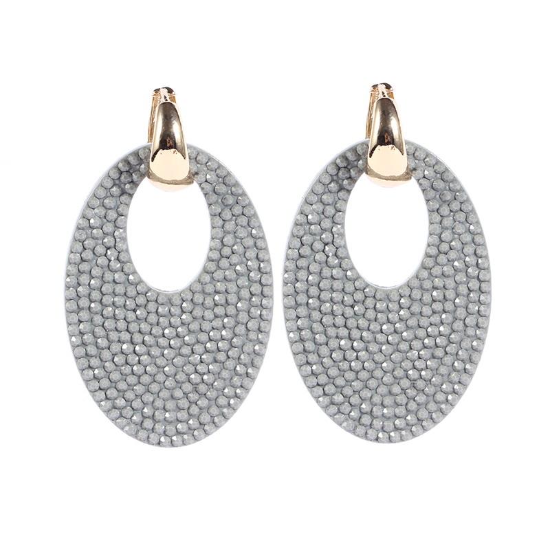 Earrings Grey 1