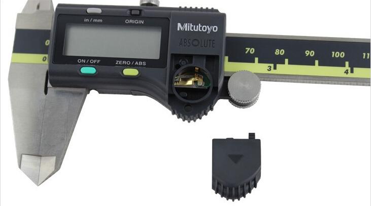 Купить Mitutoyo Цифровой Штангенциркуль 0-150mm0.01 Точность ЖК Микрометр Электронный Точного Измерения Из Нержавеющей Стали 500-196-20