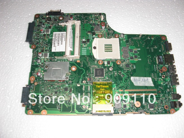 A500/505  integrated motherboard for T*oshiba laptop A500/A505   V000198150