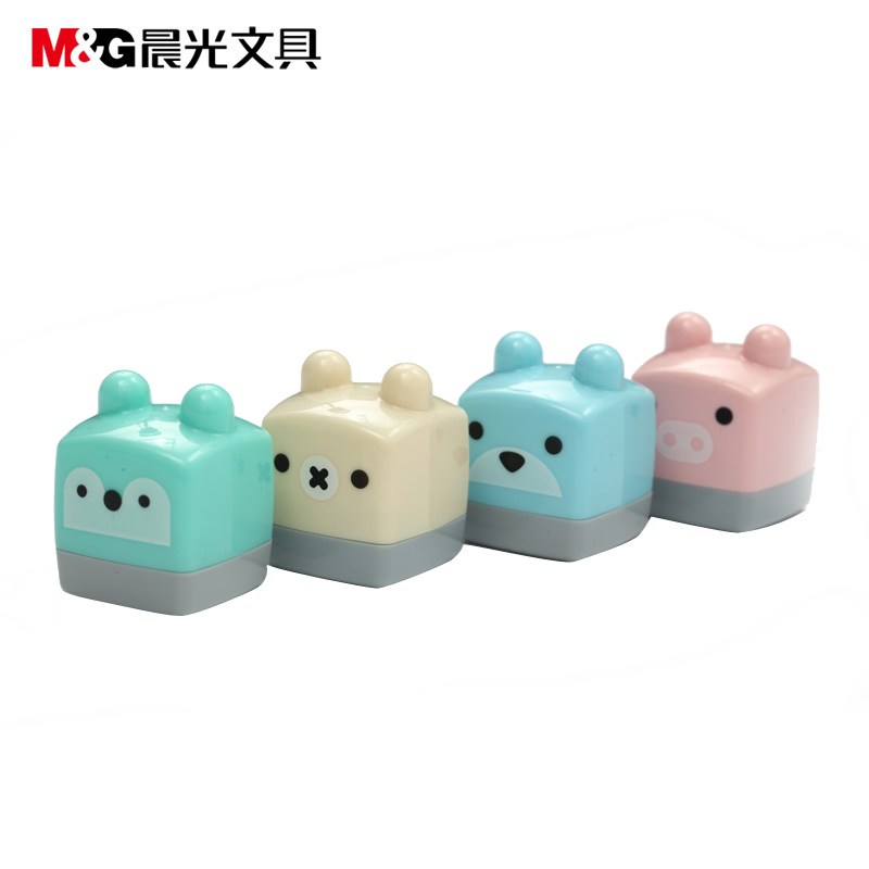 2016 Mini Shaped Cute Funny Pencil Sharpener Kawaii High Quality Kids School Sacapuntas Escolares Stationery Supplies #CG027(China (Mainland))