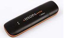 Hot vente 7.2 M 3 g USB modem HSPA USB Dongle Support Voice appel(China (Mainland))