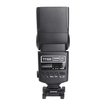 Buy Godox TT520 Flash ThinkLite Electronic On-camera Speedlite Guid Number 33 Canon Nikon Olympus Pentax Camera for $46.99 in AliExpress store