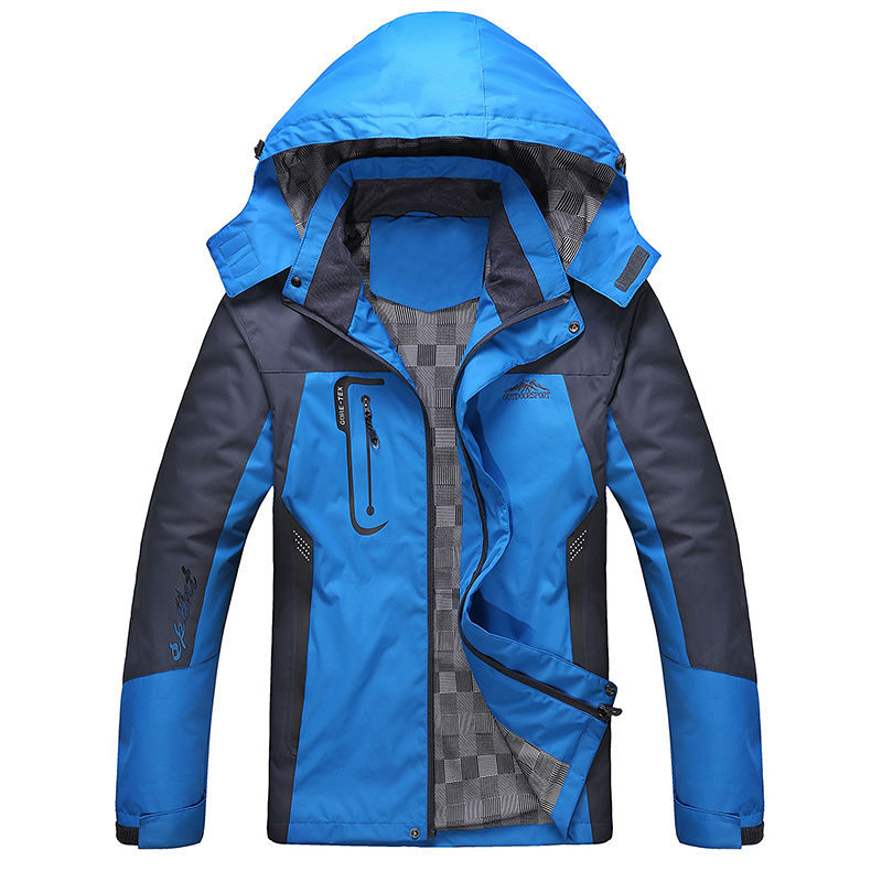 2015free shipping outdoors snow jacket men's winter coat cotton hoodies for men jackets for men winter jacket outdoor jacket(China (Mainland))