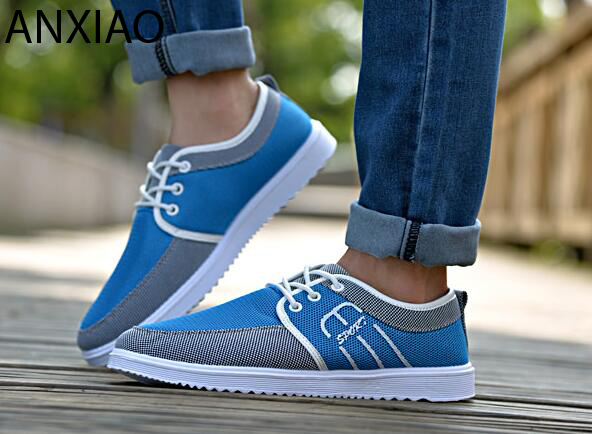 2016 Men's Fashion Shoes Summer Zapato Casual Breathable Mesh Flat Shoes Exercise Jogging Men Shoes Breathable Footwear J006(China (Mainland))