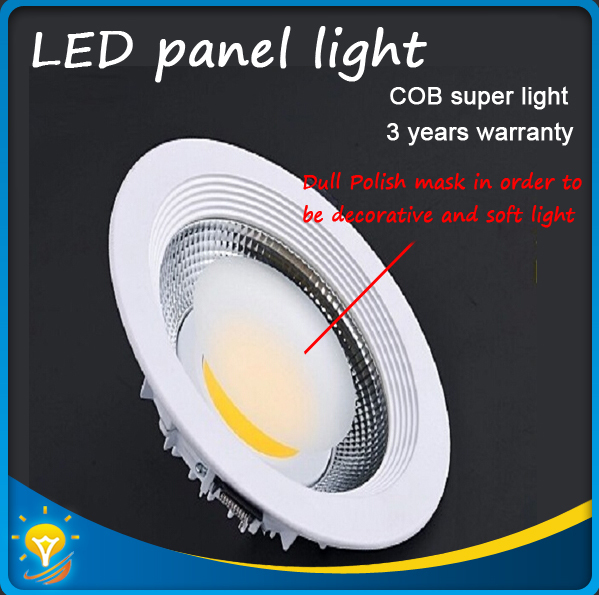 Hotsale soft light 3w 5w 9w 12w LED cob ceiling  Light round ceiling light with dull polish mask for house lighting<br><br>Aliexpress