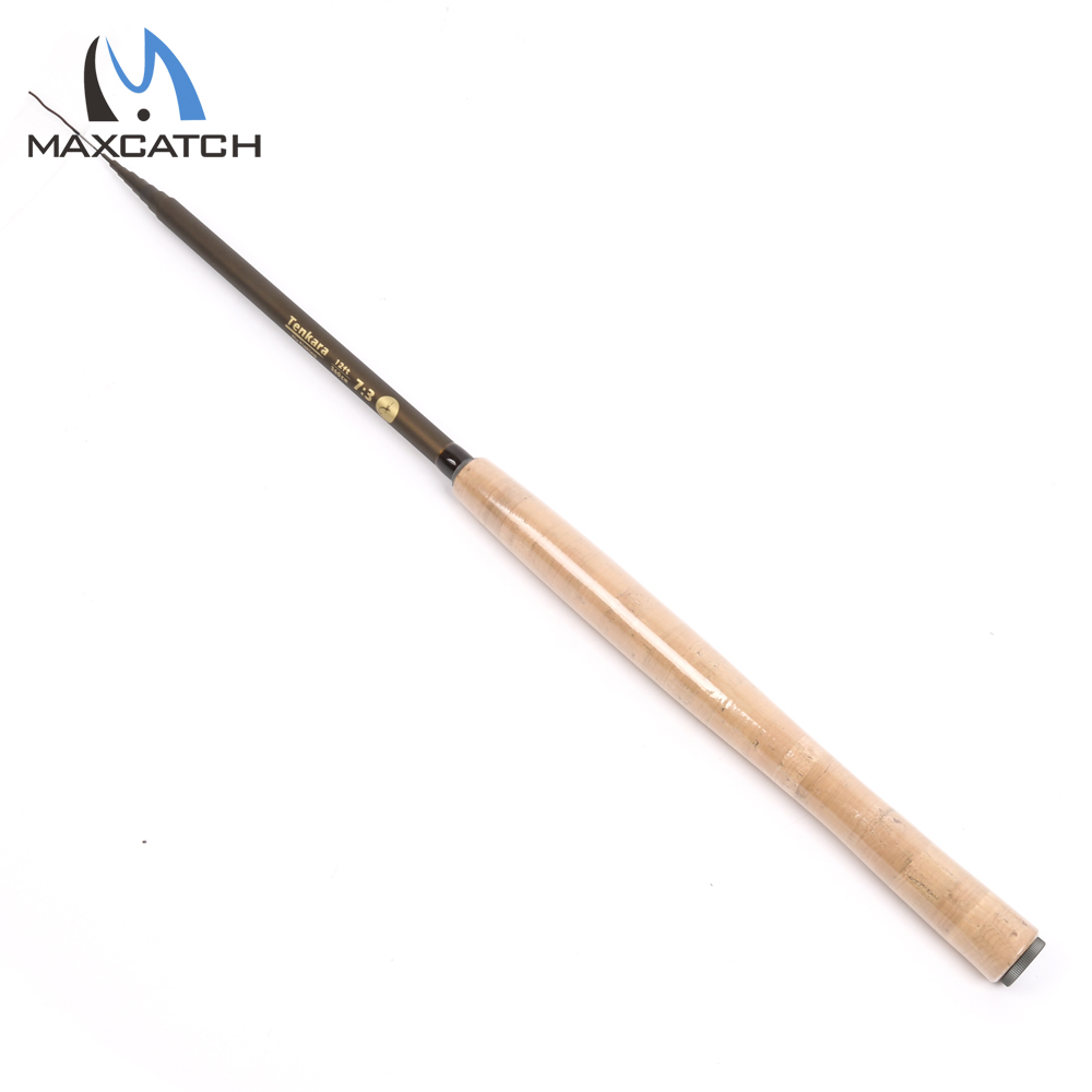 Tenkara fly fishing rod 12ft 7 3 action 9 segments super for Tenkara fishing rods