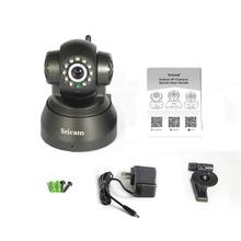 Wireless IP Camera WiFi 11 IR LEDs PNP Dual Audio Network CCTV Indoor Home Camera(China (Mainland))