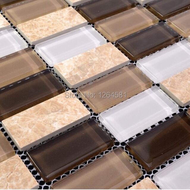 Azulejos Baño Piedra:mosaico de piedra azulejos backsplash azulejos del baño de azulejo