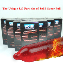 30 Pieces Top Quality G spot Condom Delay Ejaculation Male Big Particle G-point Penis Sleeve Sex Toys Adult Products for Man(China (Mainland))