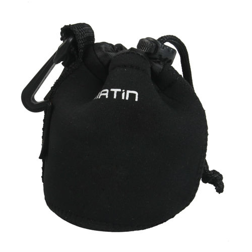 S Size Universal Matin Neoprene Waterproof Soft Video Camera Lens Pouch Bag Case For Canon Nikon Sony Black Cheap(China (Mainland))