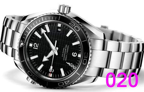 2014 James Bond 007 Automatic Movement men s watch men watches wristwatch