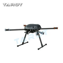 Hot Sell Tarot XS690 FPV Frame TL69A01 DIY Drone with TL69A02 Metal Electric Landing Gear Skid TL8X002 Controller Fast Shipping