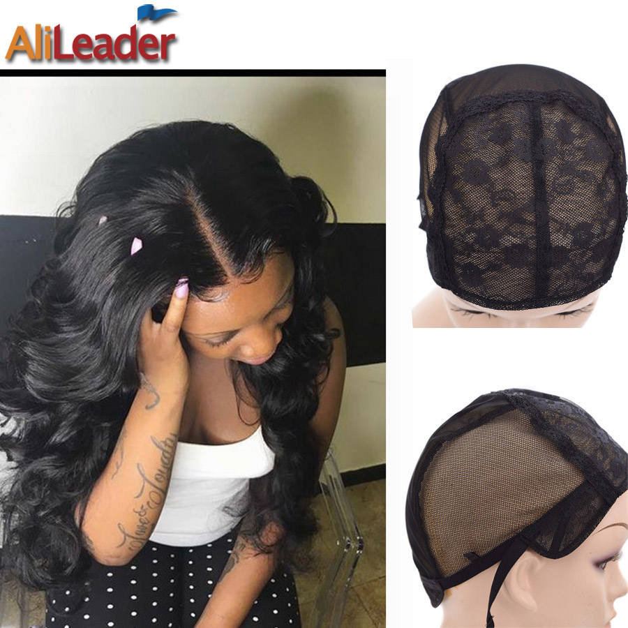 Compare Prices On Full Lace Wig Cap- Online Shopping/Buy