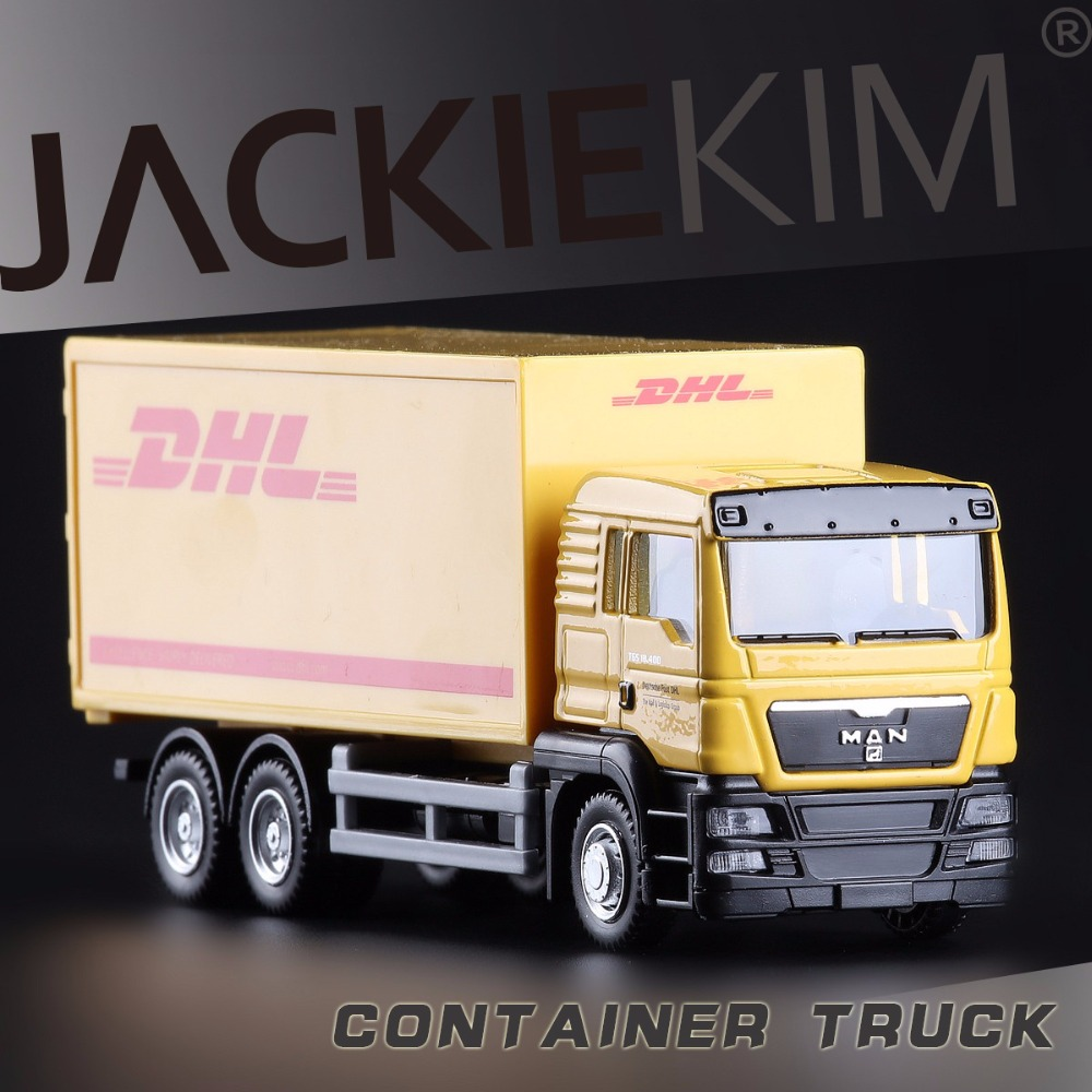High Simulation Exquisite Collection Toys RMZ Car Styling Container Truck Model 1:64 Alloy Truck Model Fast&Fruious(China (Mainland))