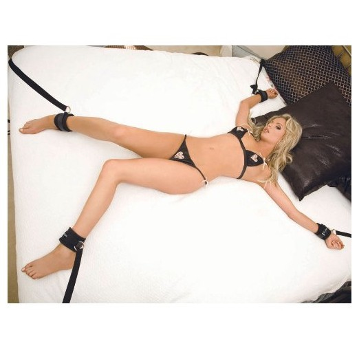 Sex Products Binding Rope straps In Bed, Flirting Toys for Couple, Adult Sex Games ,sex toys for couples,sex products furniture(China (Mainland))