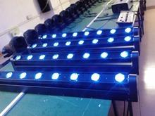 Бесплатная доставка из светодиодов бар перемещение луча фары RGBW 8 x 12 Вт идеально подходит для мобильного dj, Ну вечеринку, Ночной клуб прибытия-кри светодиоды резкий луч