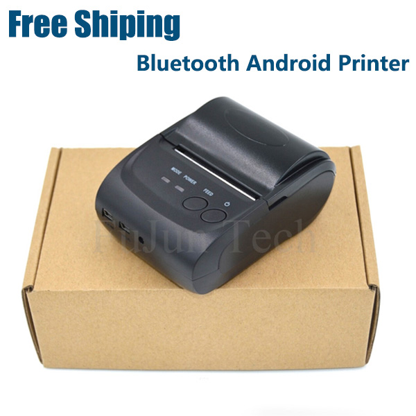 how to connect bluetooth printer to android phone