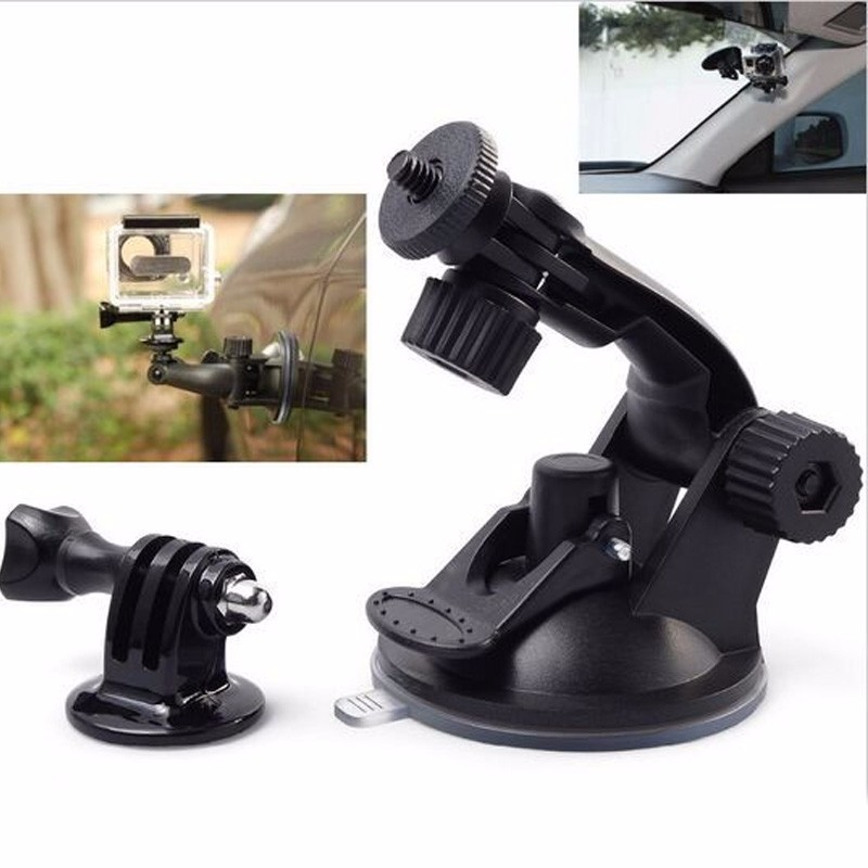 Gopro Accessories mounts gopro accessories set gopro hero 4 hero 3 hero2 kit for Xiaomi yi Camera sjcam sj4000 accessories 13A