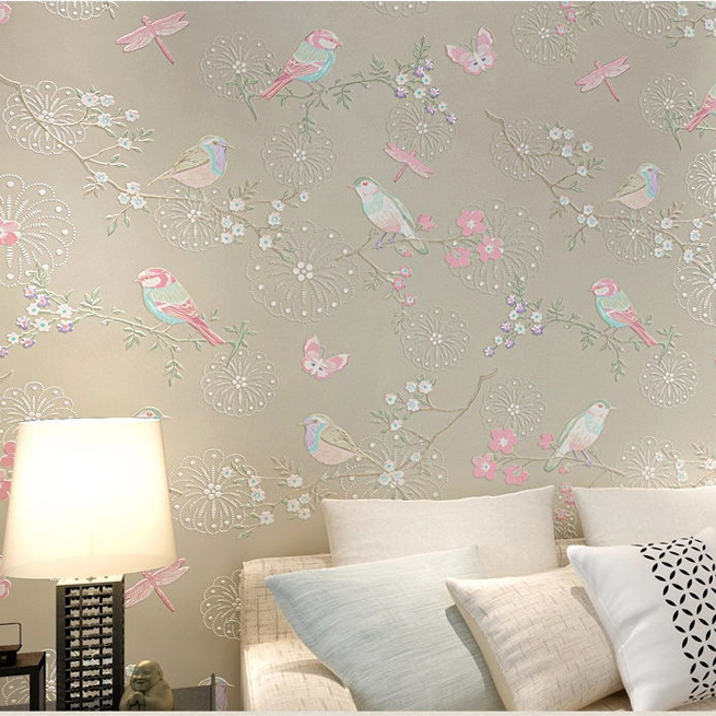 Decorative Wall Paper 28+ [ Flower Wallpaper Home Decor ] | Aliexpress Com  Buy Large