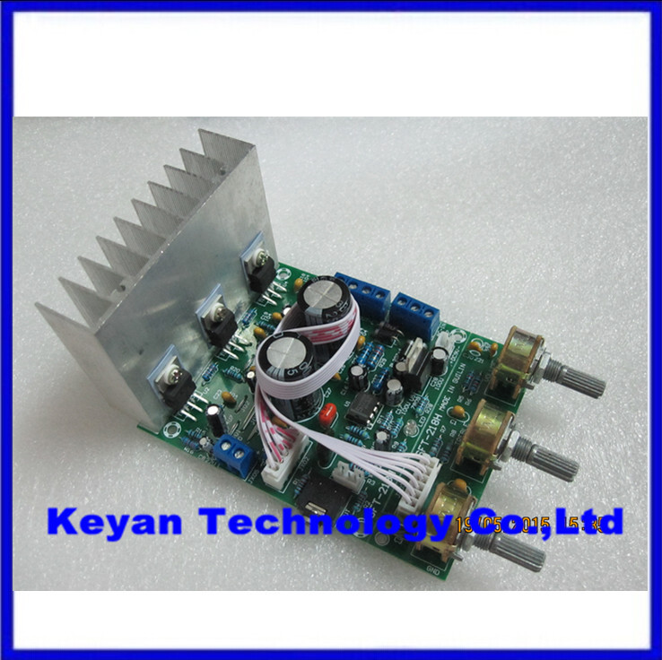Электронные компоненты Tda2030a 2.1 3 Tda2030 Tda2030a 2.1 3 audio электрооборудование lm1875t lm675 tda2030 tda2030a pcb diy