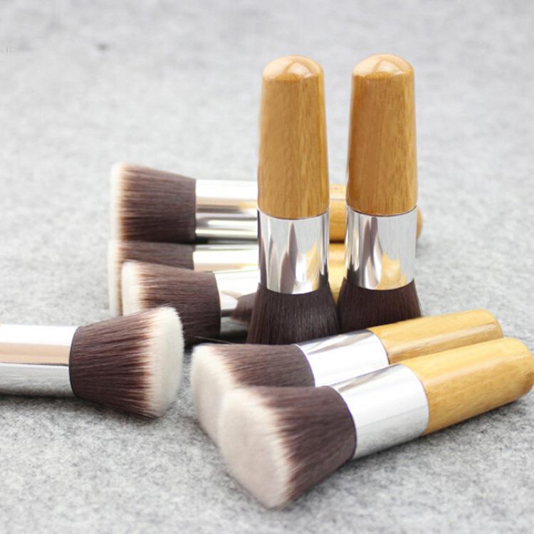 Гаджет  2015 Real Top Fashion No Logo Explosion Round Brush Blush Blusher Powder Paint Single Universal Clothing Wholesale  None Изготовление под заказ