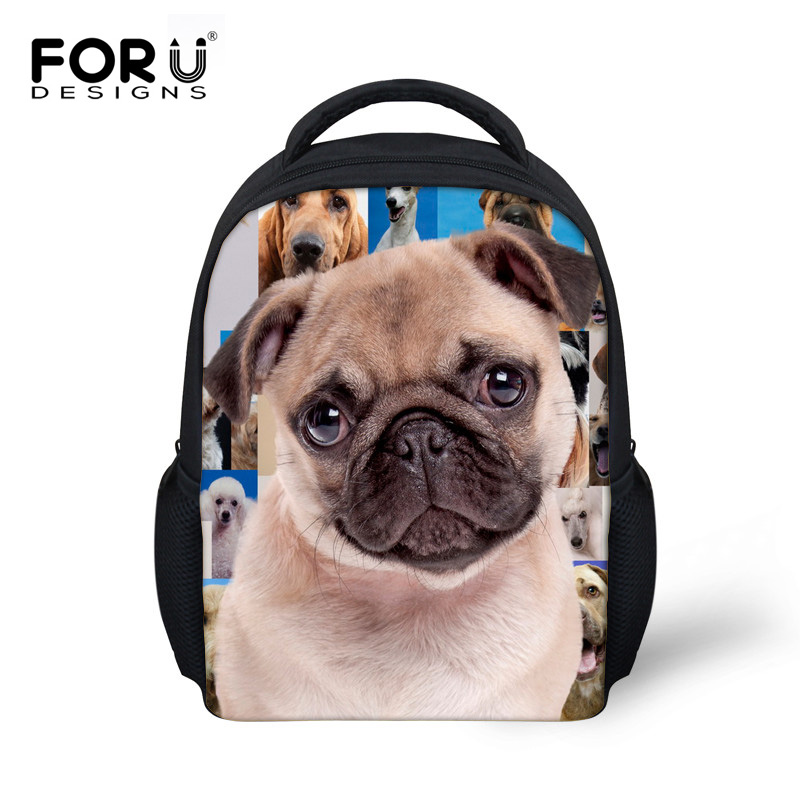 Hot Children Animal School Bags Small Boys Schoolbag,Rottweiler Dog Wear Clothes Print Backpack Baby Girls Kids Bookbag - KIDS FOR YOU,CO.,LTD store