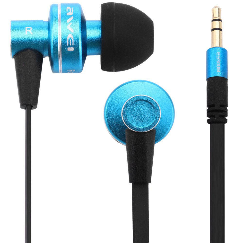 Гаджет  Awei ES900M Super Bass In-ear Earphone with 1.2m Cable for Smartphone Tablet PC None Бытовая электроника