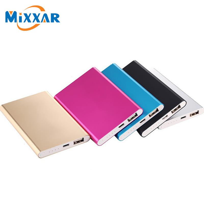 ZK90 Mixxar USB 5600mAh Power Bank External Mobile Battery Powerbank Portable Charger For Xiaomi Mi4 Mi3 For iPhone 5s 6 Phones(China (Mainland))
